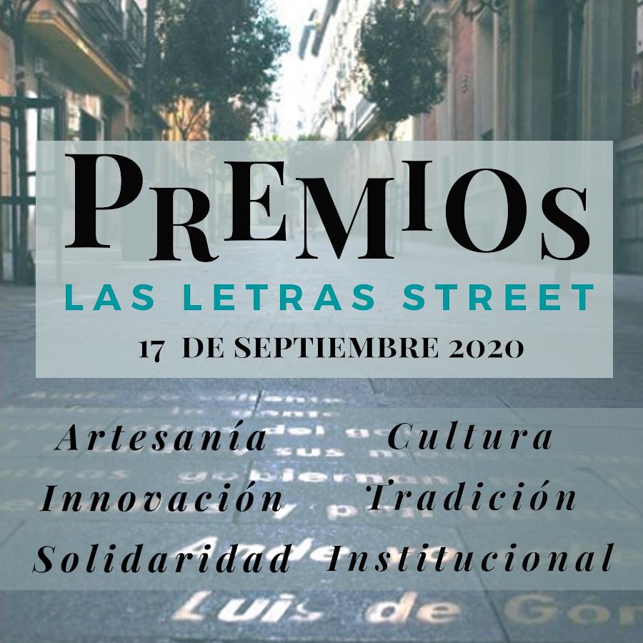 PREMIOS Las Letras Street